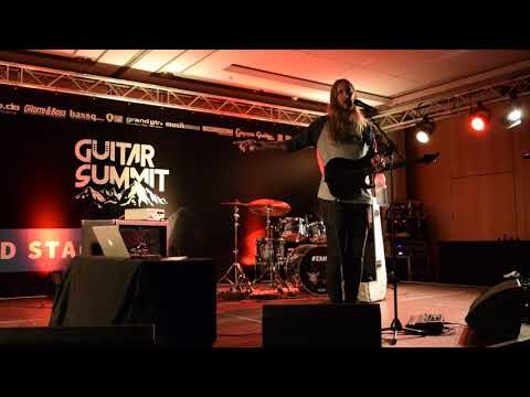 Guitar Summit 2017: Workshop mit Ola Englund (The Haunted) - Modeling Amps