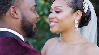 Emotional Wedding Video - Bride cries reading Beautiful Letter from Groom