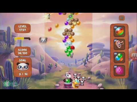 Panda Pop- Level 1797