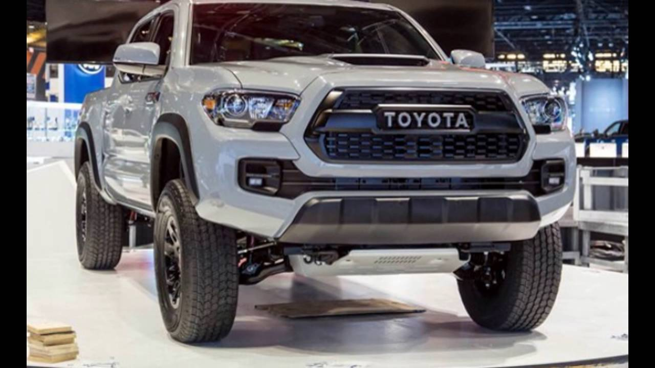 2017 Toyota Tacoma Trd Off Road Price Mid Size Truck