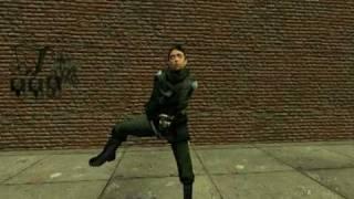 Сява - Я волна (в Half-Life 2)