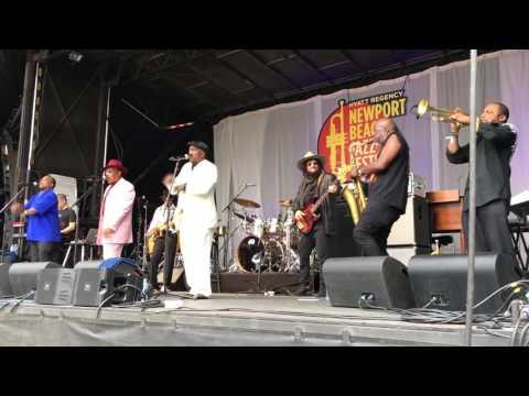 Walk the Dinosaur - Don Was & The Detroit Dukes @ 2016 NBJF (Smooth Jazz Family)
