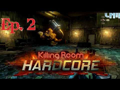 """KIlling Room Ep. 2 """"Level 2 Boss Battle!!"""" TV Game show Shooter PC Gameplay"""