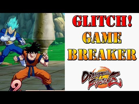 Game breaking Videl & Base Goku freeze glitch discovered - Dragon Ball FighterZ |