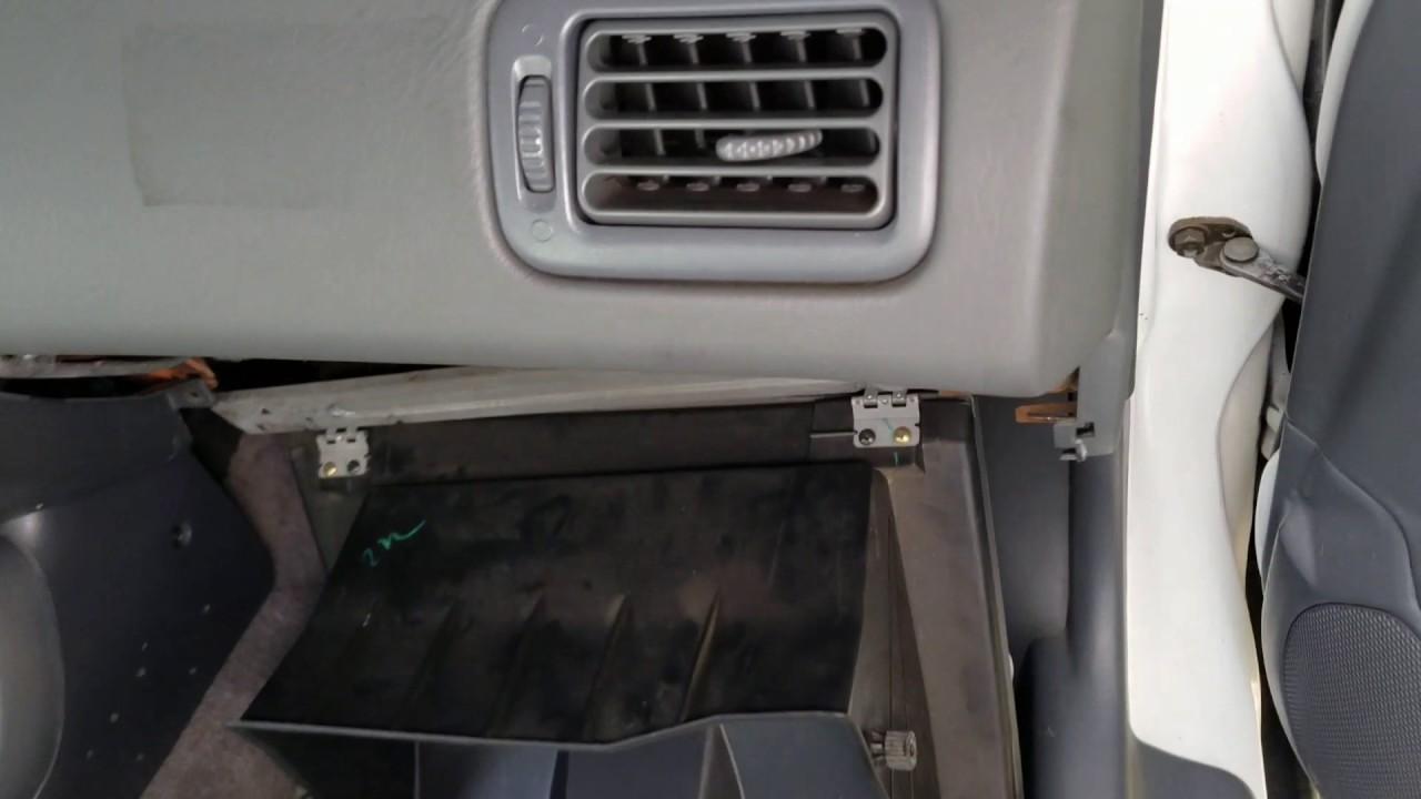 small resolution of 1999 honda civic cabin air filter