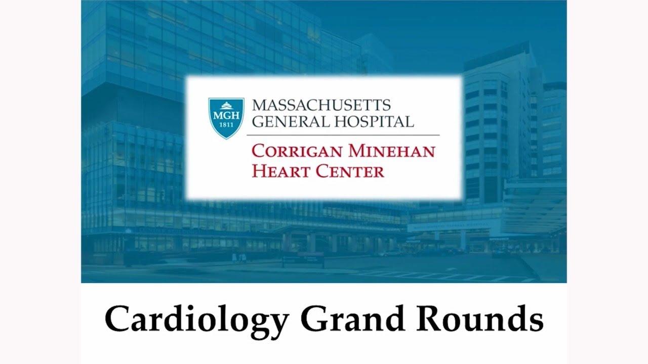 CARDIOLOGY GRAND ROUNDS PRESENTER INTERVIEW: SEKAR KATHIRESAN, MD #cardiology