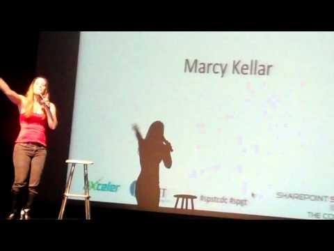 SharePoint Got Talent | Marcy Kellar