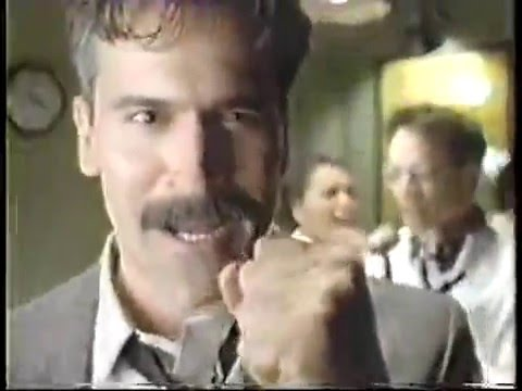 Old Rare Lottery Commercial Featuring Bruce Campbell and Ted Raimi