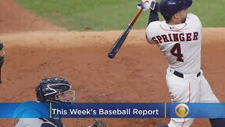 Baseball Report: ALCS And NLCS Dominated By Pitching So Far