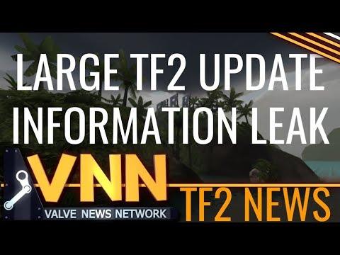 Large TF2 Jungle Update Info Leak
