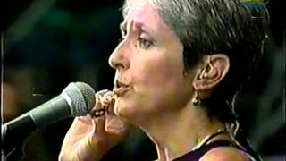 Cover images JOAN BAEZ:  Play Me Backwards.  2000 French Music Festival