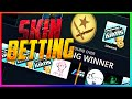 CS GO - Trying to get Lucky Coin Flips! (CS GO Skin Gambling!)
