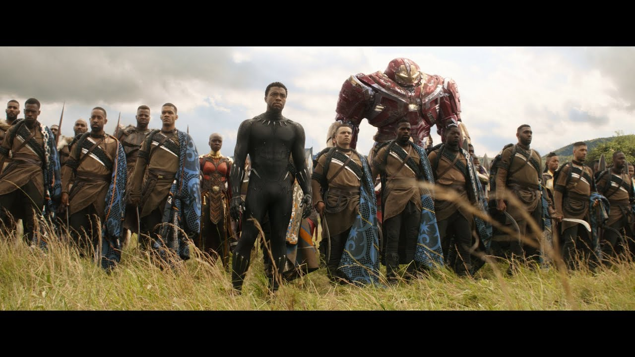 Marvel Studios' Avengers: Infinity War – #1 Movie Opening of All Time