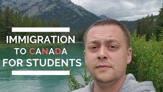 #3 Иммиграция через обучение. (Дополнение к видео про учебу в Канаде)