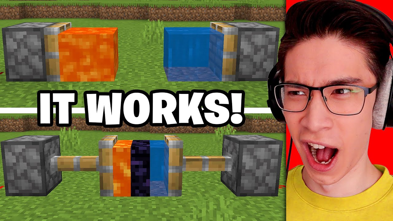 Testing Minecraft Block Facts You Won't Believe Exist