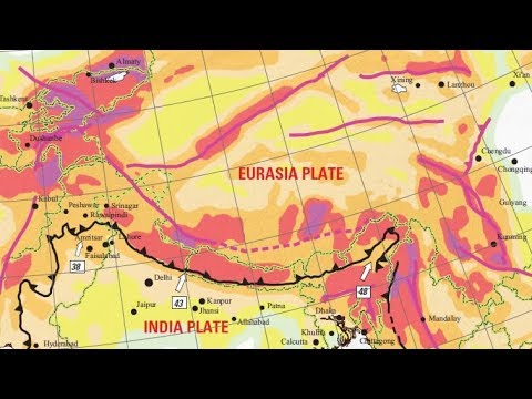 Why is Sichuan Basin frequently jolted by earthquakes?