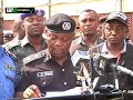Lagos State Police Commissioner Speaks On Tagbo, DJ Olu & Chime's Death (VIDEO)