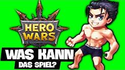 Wie gut ist Hero Wars?  (das Spiel aus der Werbung)
