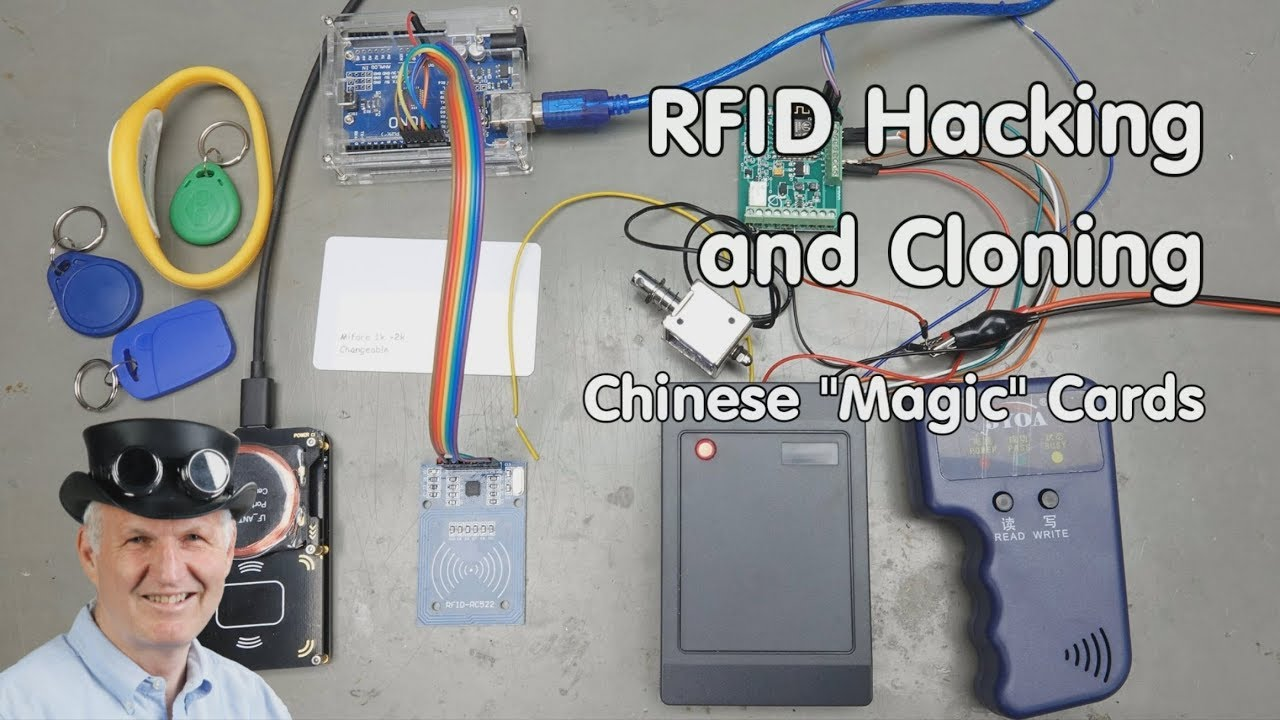 9660724f5  235 RFID Hacking and Cloning with Magic Cards