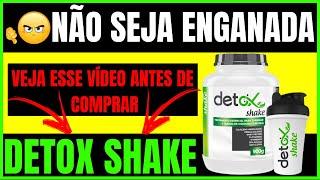 Detox Shake Depoimento, Como Se LIVRAR Da GORDURA Da Barriga, Perder Barriga Rápido