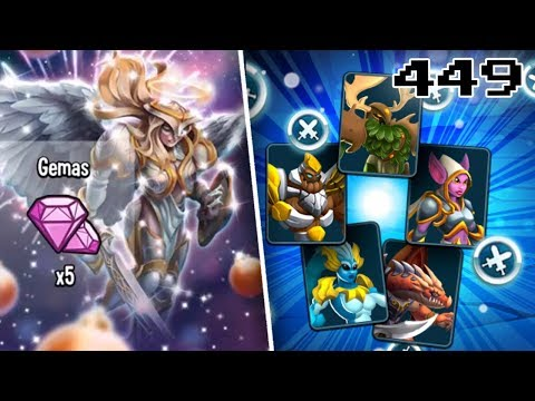 PRIMER VIDEO 2019! ROTACIÓN ENERO TEAMSHOP Y REGALAZO :V - Monster Legends #449