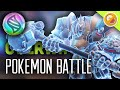 POKEWATCH #4 - MEGA EVOLUTION! Overwatch Custom Game Gameplay (Funny Moments)