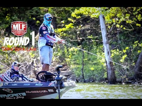 This Lake Is LOADED! Bass Pro Tour Table Rock Lake