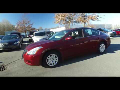 2011 Nissan Altima Stock 2675w Burns Buy Here Pay Here
