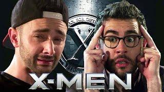 X-Men : Mon pote James McAvoy