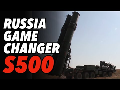 """""""Russia's Air War Gamechanger: The S-500 Air Defence System"""""""