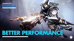 Warframe: Optimizations for Smooth & Clean Performance