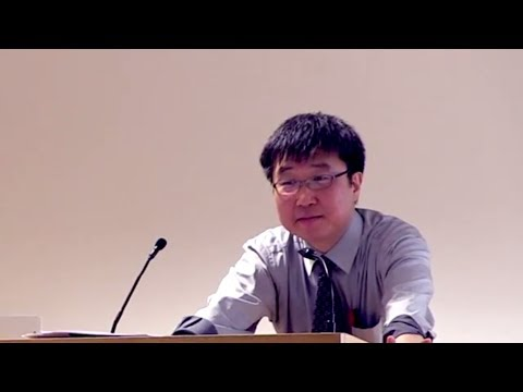 Rethinking Economics: Ha-Joon Chang, London 2013 (part 1)