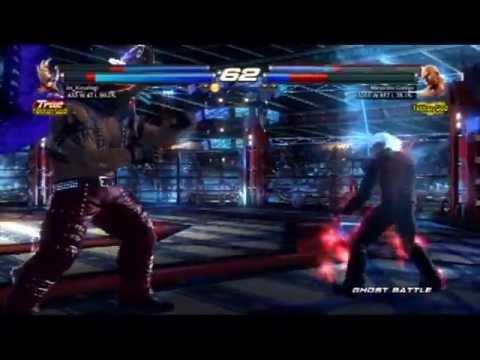 Tekken Tag Tournament 2 Larsasuka Exhibition Youtube