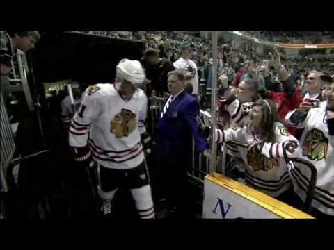 [Eminem - Not Afraid]  Blackhawks vs. Flyers in the 2010 NHL Stanley Cup Finals