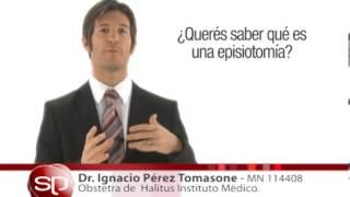 Episiotomía | Dr. Ignacio Pérez Tomasone