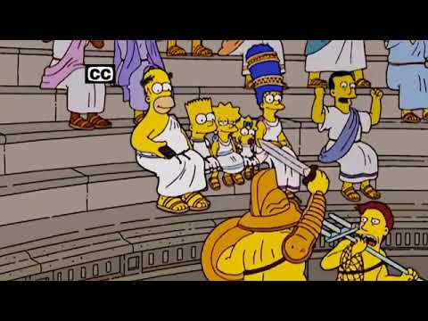 The Simpsons: The Great Louse Detective part 1