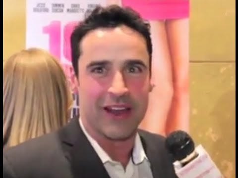 Jesse Bradford at 10 Rules For Sleeping Around Movie Premiere