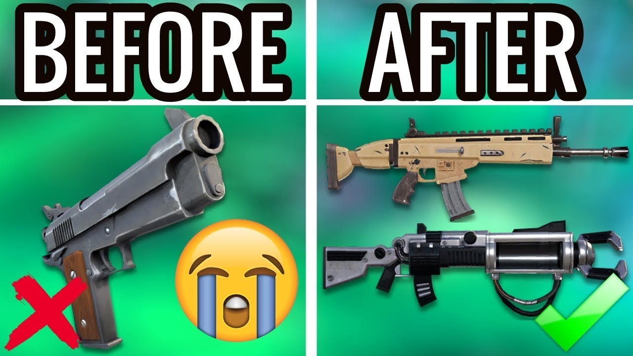 How To Get Legendary Loot Scar Every Time In Fortnite Battle Royale