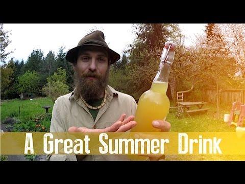 Elderflower Cordial, Easy To Make And Tastes Amazing! | Harmonic Arts