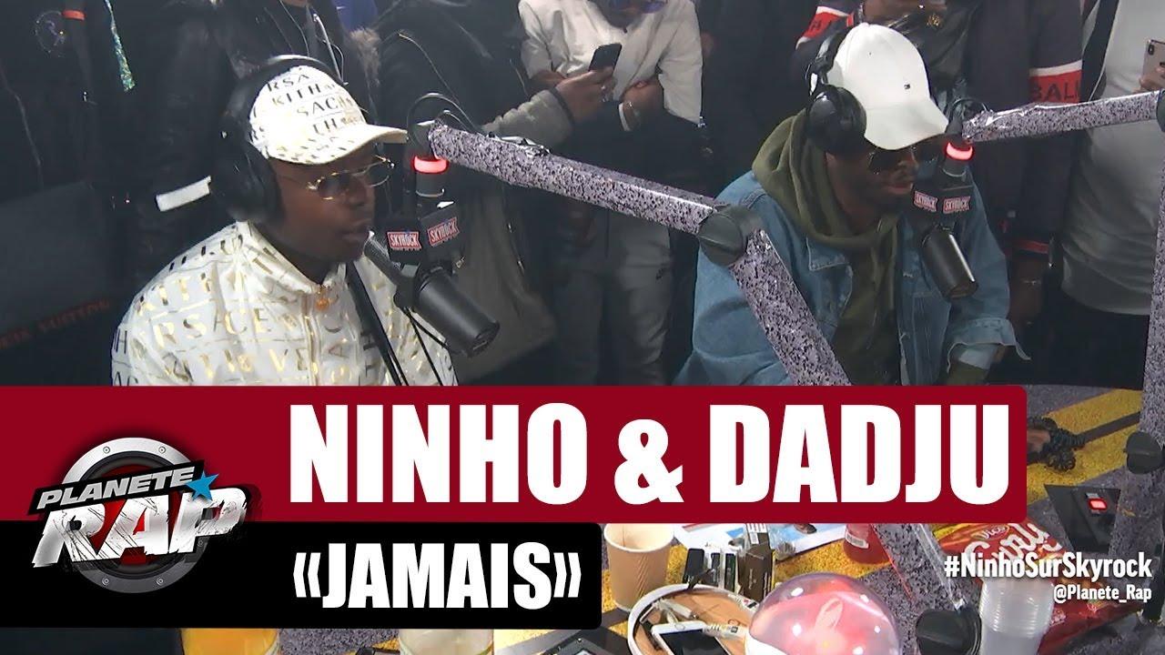 "Download Ninho ""Jamais"" ft Dadju #PlanèteRap"