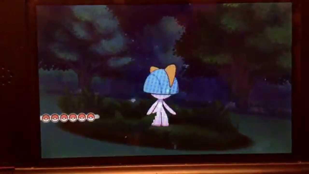Shiny Ralts Chain 125 With The Dexnav Pokemon Omega Ruby