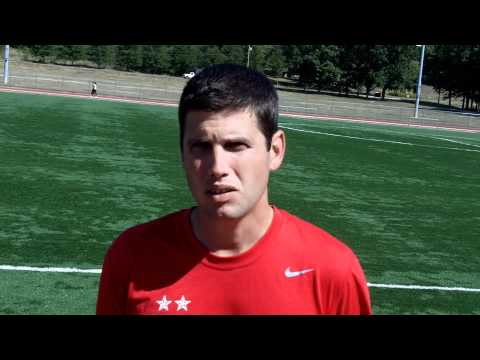 SIUE Men's Soccer Head Coach Kevin Kalish