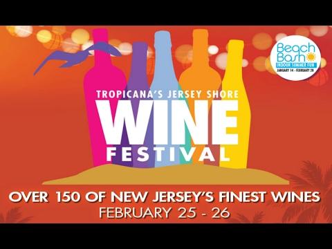 Tropicana Jersey Shore Wine Festival