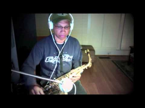Michael Bolton - How Am I Supposed to Live Without You - (saxophone cover)