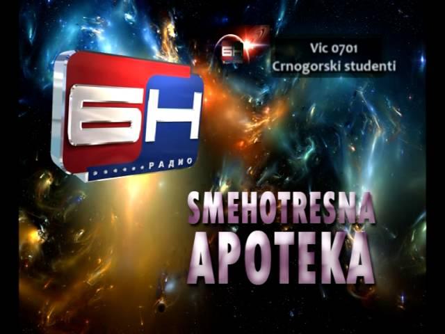 Vic: Crnogorski studenti