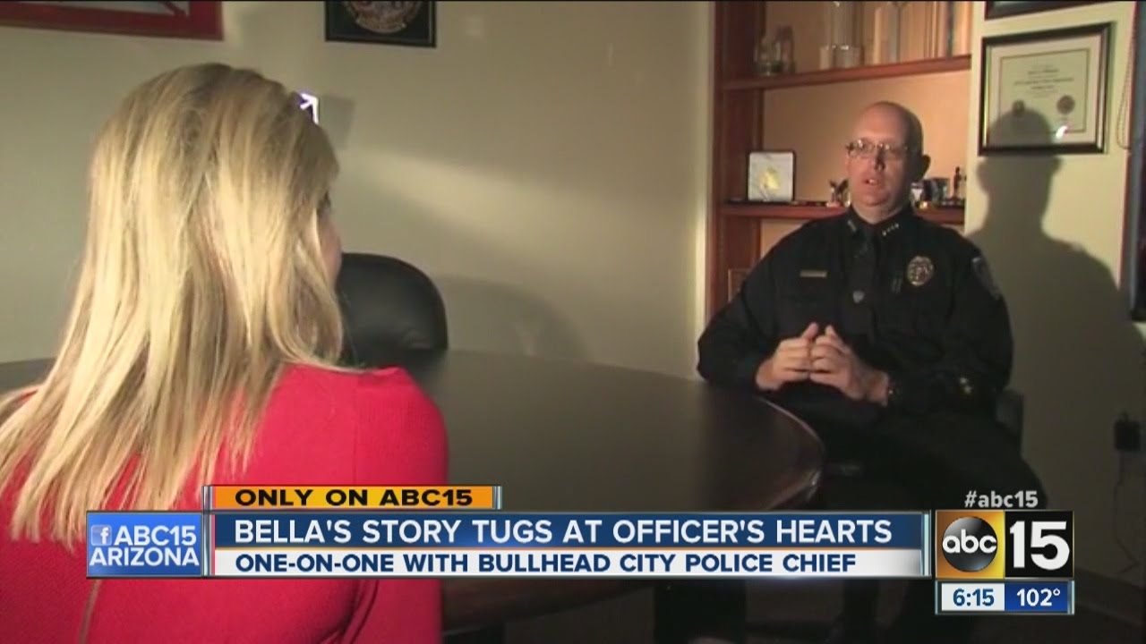 Bullhead City Police Chief hopes community can heal