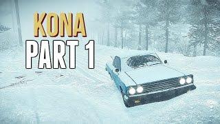 Kona Walkthrough Part 1 FULL GAME INTRO Ps4 Pro Gameplay