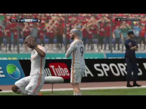 Clausura Caracas fc vs La guaira fc