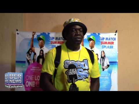 Barrington Levy Arrives Ready For Weekend Performance, July 23 2015