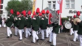Schützenfest 2016 - Parade der Bürgerschützen